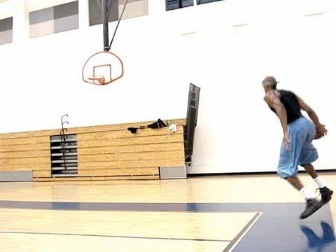 Wing Scoring Move - Crossover Jumpstop Shot Pt. 1 | Small Forward Drills | Dre Baldwin