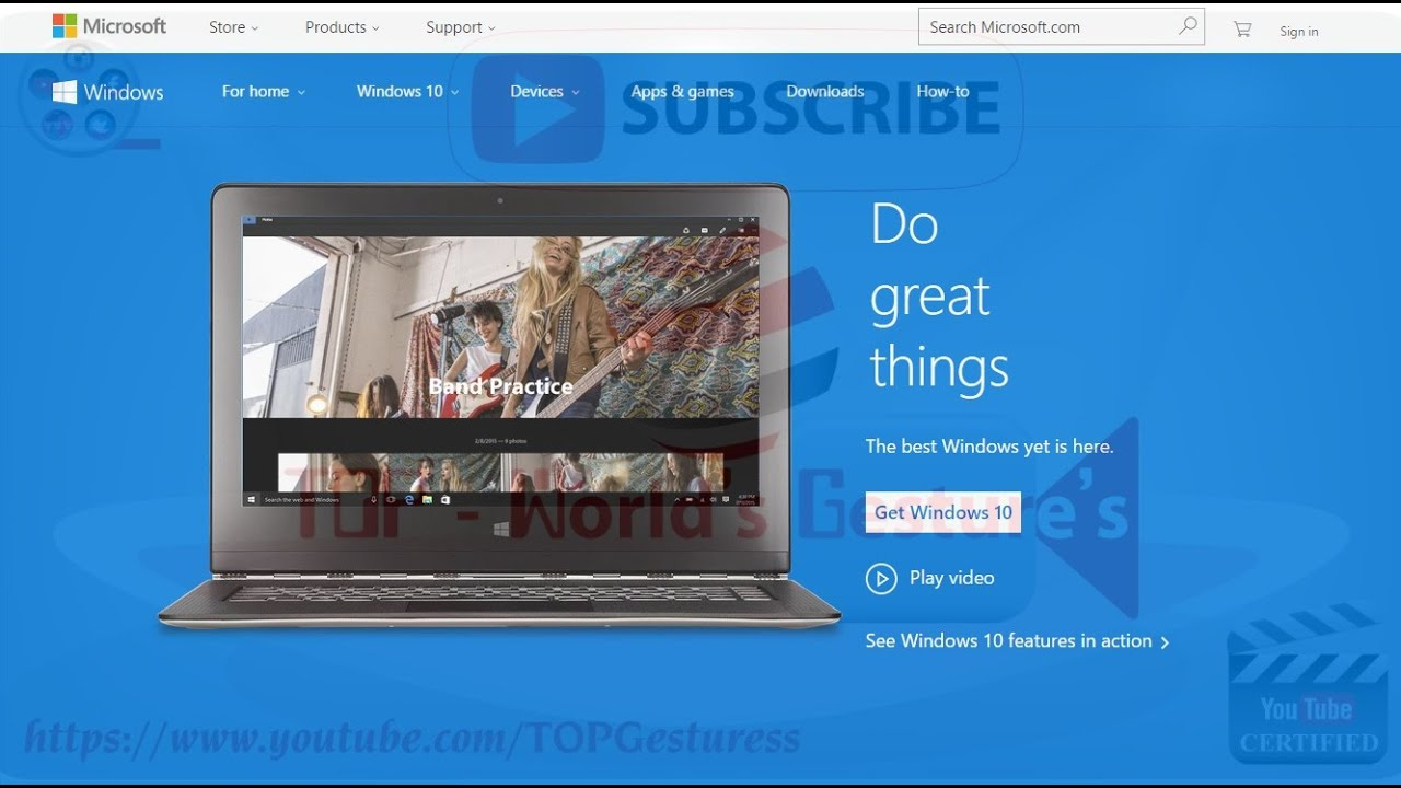 Windows 10 reviews the best windows ever youtube R rating for windows