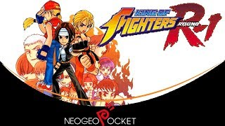 King of Fighters R-1 [Neo Geo Pocket]