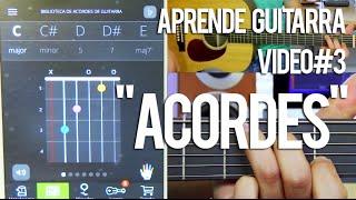 los 24 acordes para tocar cualquier cancin aprende guitarra video 3