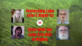 Protecting Lake Erie's Right to Exist with the Lake Erie Bill of Rights