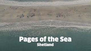 Pages of the Sea - Shetland