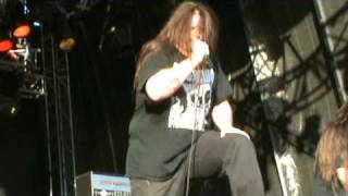 Cannibal Corpse Make them Suffer live