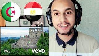 Khalid Gad - Viva L'algerie   [ ردة فعل مغربي ] - Video