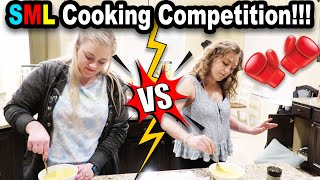 SML COOKING Competition!!! (Who Will WIN?!?!)