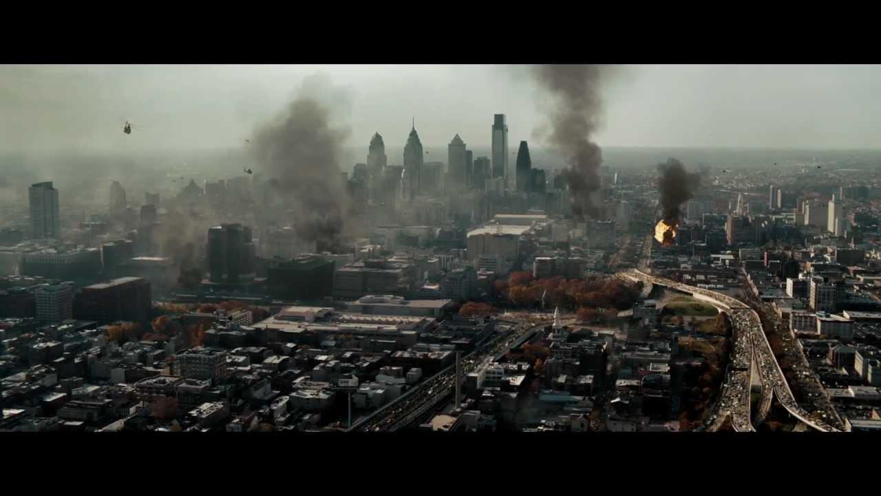 【末日之戰】World War Z-布萊德彼特最新鉅作-首支精采預告 - YouTube