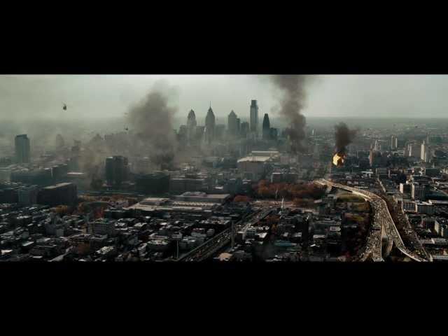 【末日之戰】World War Z-布萊德彼特最新鉅作-首支精采預告