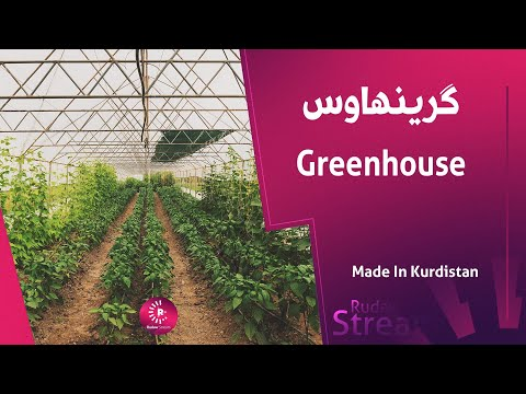 Made in Kurdistan - 114 Greenhouse