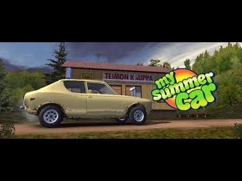 تحميل لعبة سيارة الصيف مجانا