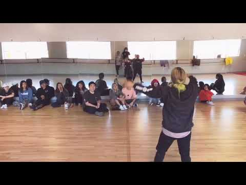 Marvin Dark - Picture This | Lareeza Oribello Choreography