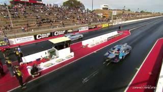 Lee Bektash Pro Stock 5.84 1000 feet - Adelaide International Raceway