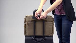 Hand-carry Travel Bag Luggage Belt / Strap