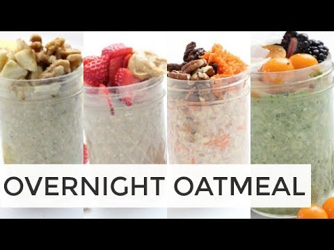 15 Scrumptious New Methods to Make Oatmeal
