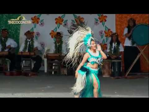 Polyfest 2018 - Cook Islands Stage: Mangere College FULL Performance
