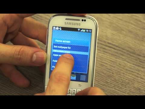 Samsung Galaxy Chat B5330 Hands On In Depth Review - IGyaan