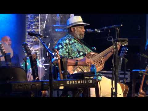 Taj Mahal @The City Winery, NY 8/28/18 Done Changed My Way Of Living