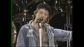 Bon Jovi & Jimmy Barnes - Good Times (Melbourne 2001)