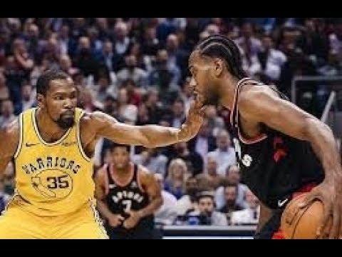 Golden State Warriors vs Toronto Raptors NBA Full Highlights (NOVEMBER 30TH 2018-19)