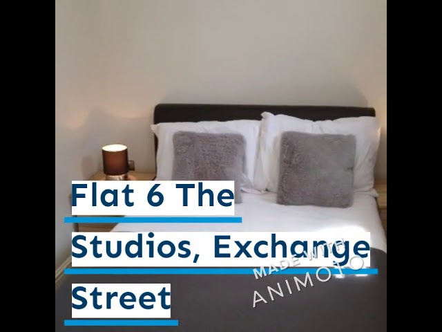 Brand New Studio Apartments In Retford Main Photo