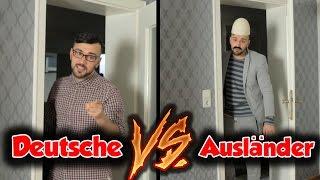 DEUTSCHE VS. AUSLÄNDER | #1
