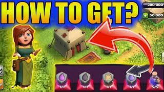 How to get magical items from TRADER😍||how to use them||clash of clans||in hindi
