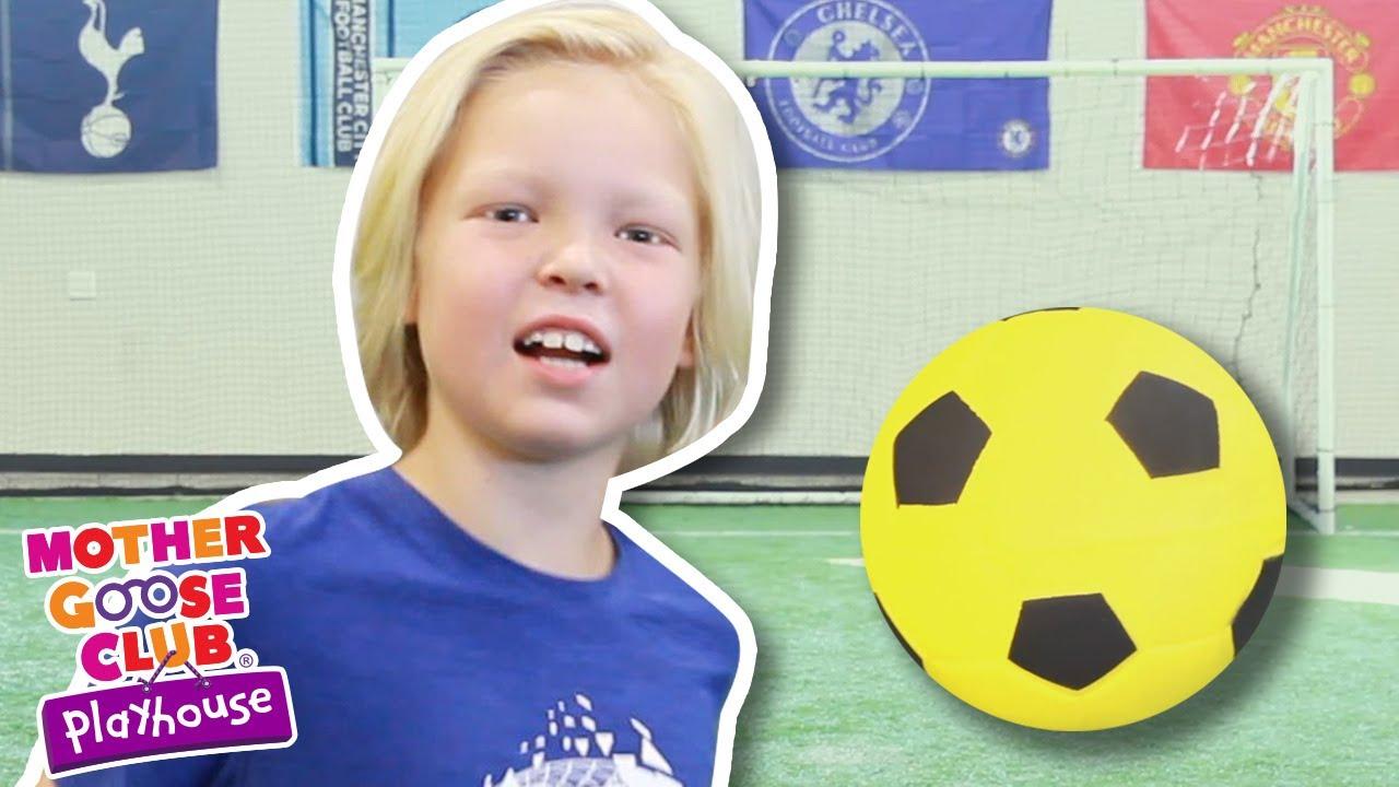 Soccer Rocker (Music Video) | Mother Goose Club Playhouse Songs & Rhymes