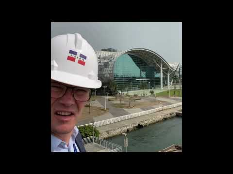 VLOG #1 Great Offshore Vessel Round Tour On Board