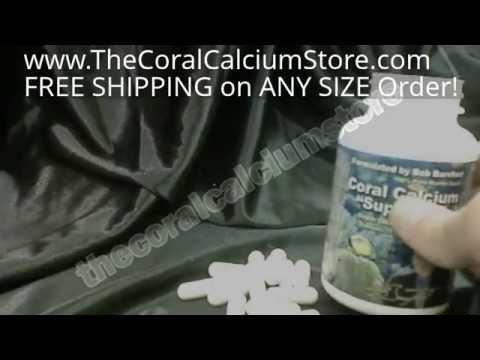 Bob Barefoot Coral Calcium Supreme