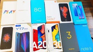 тОП 5 - Лучшие Смартфоны до 15000 руб/200 евро - Какой выбрать