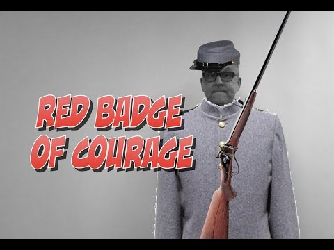 The Red Badge Of Courage, Chapter 8 Reading