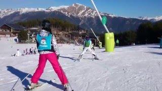Горные лыжи, Андора Ла-Массана январь 2015(, 2016-01-03T19:54:44.000Z)