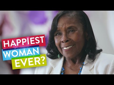 Woman Gets PERFECT SCORE on The Happiness Test!   The Science of Happiness
