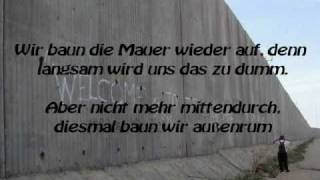 Wise Guys - Zur Lage der Nation +Lyrics