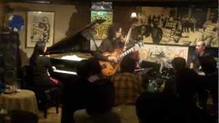 perform by Fabio BOTTAZZO(g)Hideco KIMURA木村秀子(pf) Kazu TSUTIMUL...