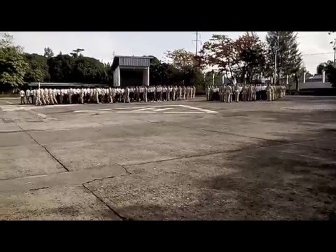 MAAP Maritime Academy of Asia and the Pacific  Parade and Review