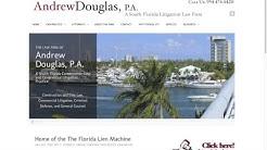 Florida Construction Attorney   Andrew Douglas, P.A.