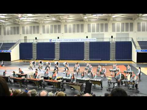 Westerville Indoor Percussion 4/2/16