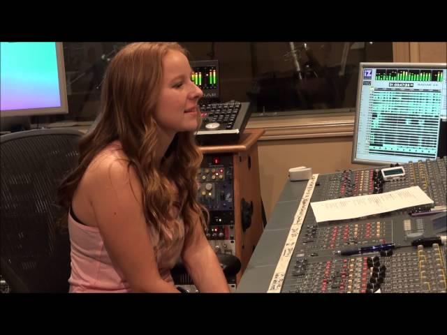 Cambree Lovesy Studio Session 2014