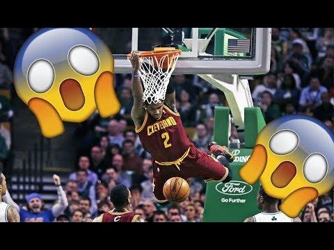 Kyrie Irving Dunk Compilation