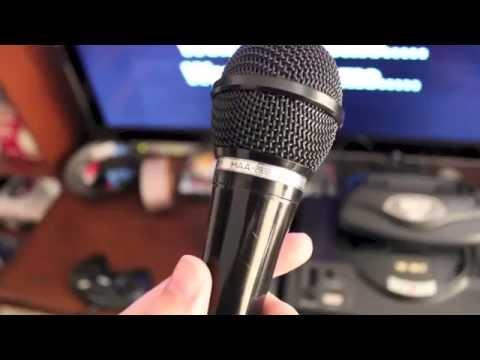 Sega Mega Drive / Mega-CD Karaoke Overview