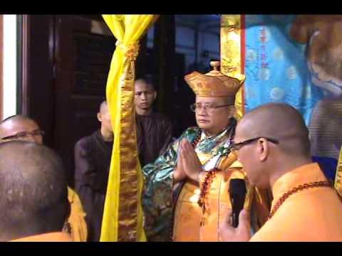 Lễ Chẩn Tế Phổ Thí Cô Hồn tại Chùa Long Sơn TP Nha Trang 1/3  .flv