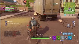 NEW FORTNITE UNDERGROUND SHOPPING CART GLITCH!!!!!!!!!