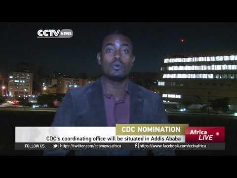 A.U. announces regional centres for disease control