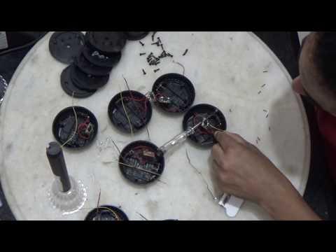 Como montar placas de energia solar caseira