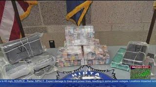 Massive Drug Bust In New Stanton