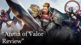 Arena of Valor Review [Switch, iOS, & Android] (Video Game Video Review)