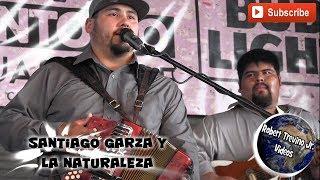 Santiago Garza Y La Naturaleza at The Tejano Conjunto Festival 2018