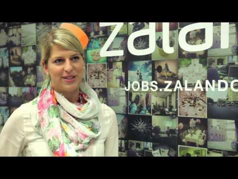 Zalando @ Recruiting Days ESCP Europe Berlin