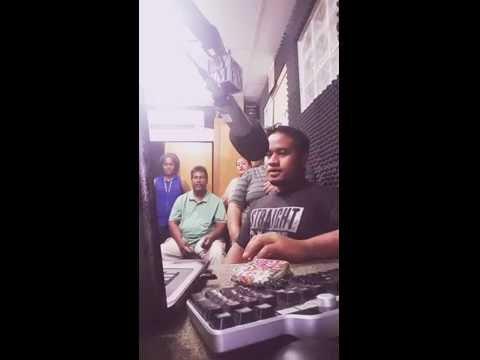 recording kapingamarangi worship song