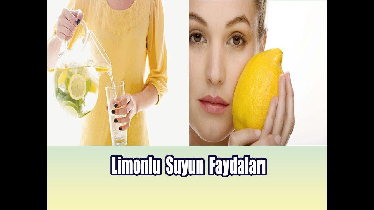 Limonlu Su İçmek Zayıflatır mı